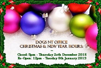 Xmas office hours 2018